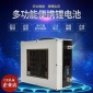 12V160AH大容量大功率�M口三元�芯AGV通�逆�器��池防水�平